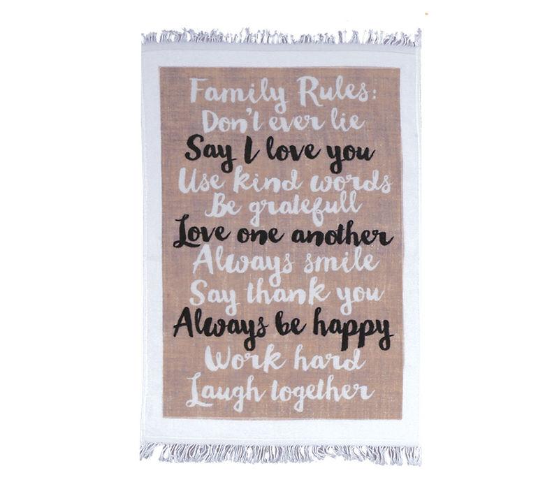 ΠΟΤΗΡΟΠΑΝΟ FAMILY RULES